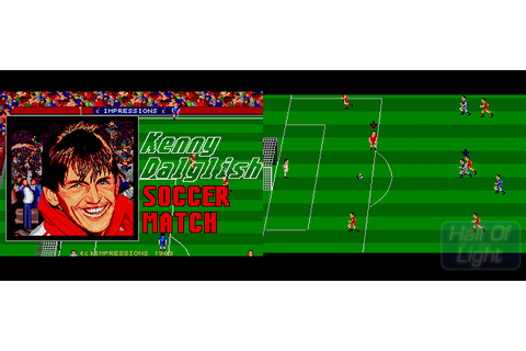 Kenny Dalglish Soccer Match : Hall Of Light – The database ...