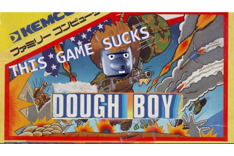 Dough Boy (FAMICOM) - Why Does This Game Exist? - YouTube