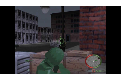 Army Men: Lock 'N' Load - Gameplay PSX / PS1 / PS One / HD ...