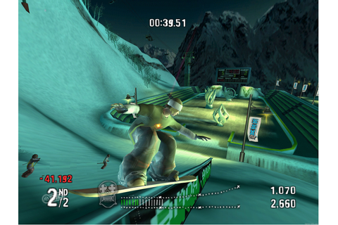 SSX On Tour (2005 video game)