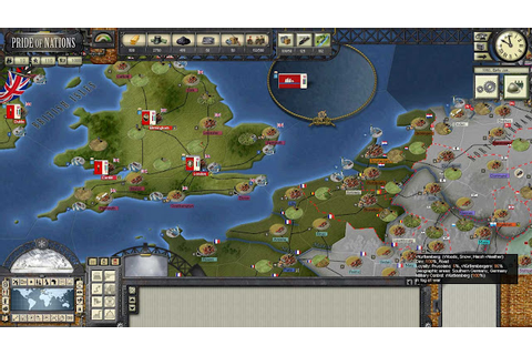 Real and Simulated Wars: Pride of Nations - AGEOD's Game ...