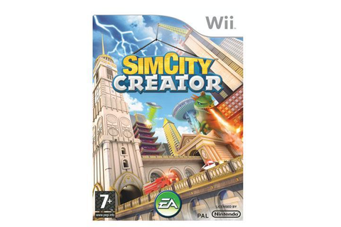Sim City Creator Wii Game-Newegg.com