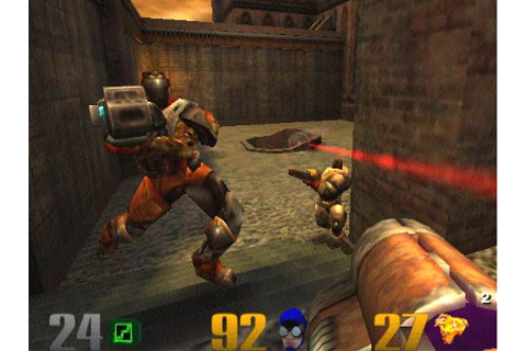 Quake 3: Arena - online game | GameFlare.com