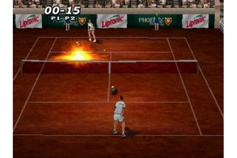 All Star Tennis '99 screenshots for PlayStation