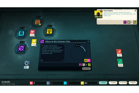 Cultist Simulator on Steam