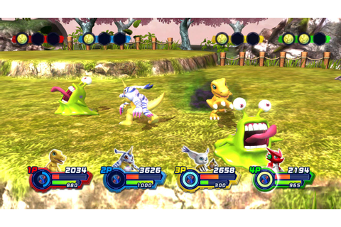 Digimon All-Star Rumble on PS3 | Official PlayStation™Store US