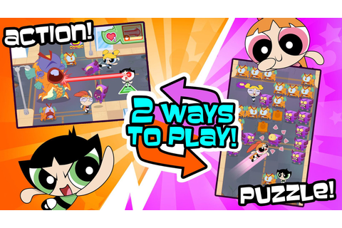 Flipped Out! - Powerpuff Girls - Android Apps on Google Play