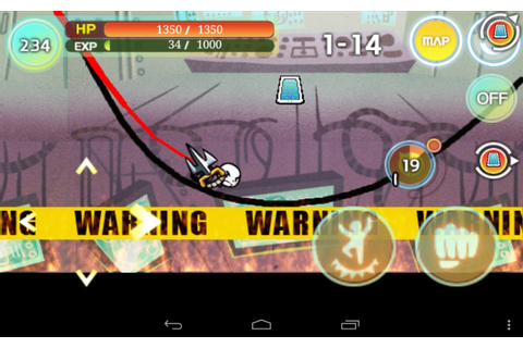 Super Action Hero – Games for Android – Free download ...