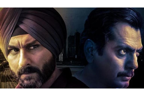 Sacred Games Season 2 release date to be out soon? Netflix ...