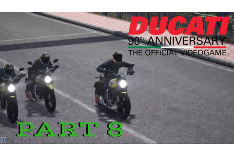 Ducati 90th Anniversary Part 8 - SCRAMBLER ICON CHALLENGE ...