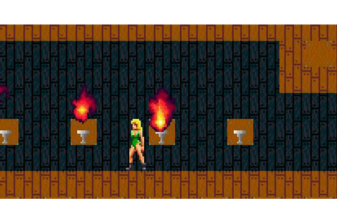 Have You Played… Jill Of The Jungle? | Rock, Paper, Shotgun