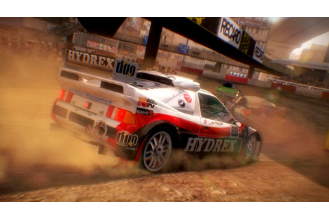 Colin McRae: DiRT 2 for Mac - Download
