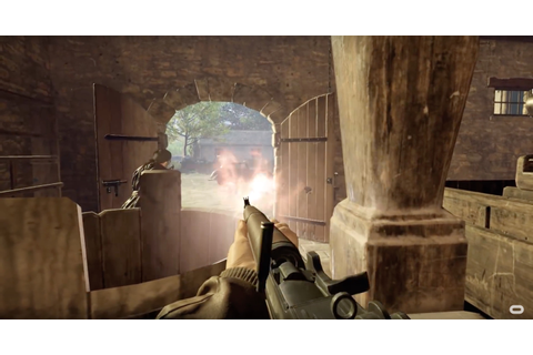 The new Medal of Honor wasn't meant to be a VR game | PCGamesN