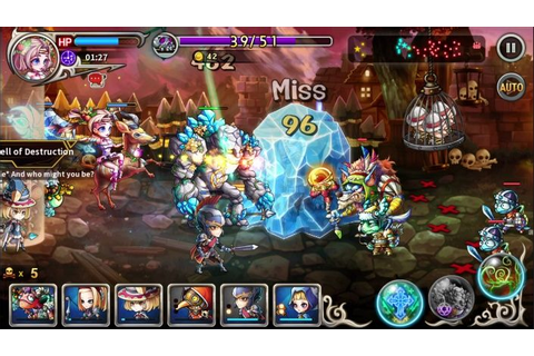 Mystic Heroes is a Android Free-to-play Role Playing ...
