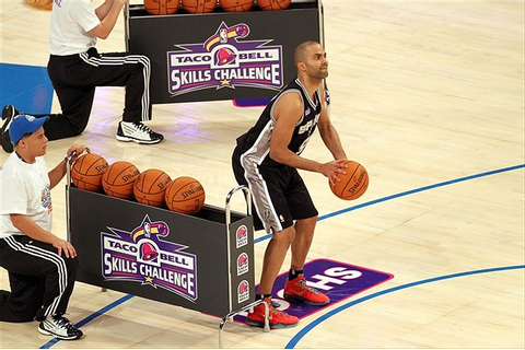 NBA All-Star Weekend 2013: Skills Competition Participants ...