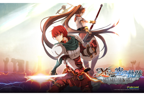 Ys vs. Sora no Kiseki: Alternative Saga Wallpaper #1023767 ...