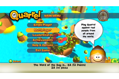 Quarrel Launch on Xbox LIVE Arcade This Month | GameGrin ...