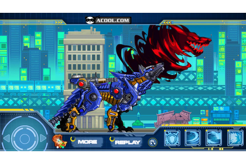 Toy Robot War:RobotSlayerWolf for Android - APK Download