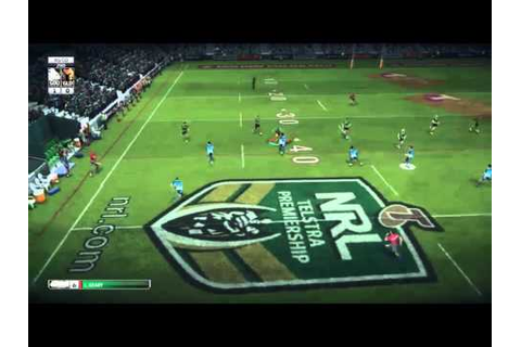 Rugby league live 3 field goal challenge win a game ...
