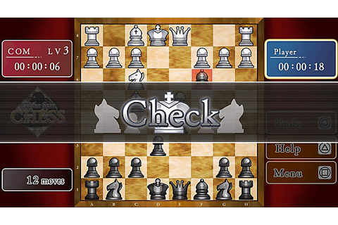 SILVER STAR CHESS Game | PS4 - PlayStation
