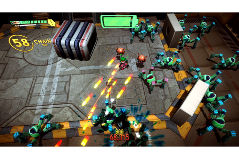 Assault Android Cactus Game - Mac, PC, PS4, Switch and ...