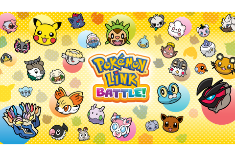 Pokémon Link: Battle! | Video Games & Apps