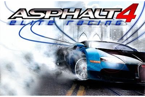 iPhones Games and Applications: Asphalt 4: Elite Racing