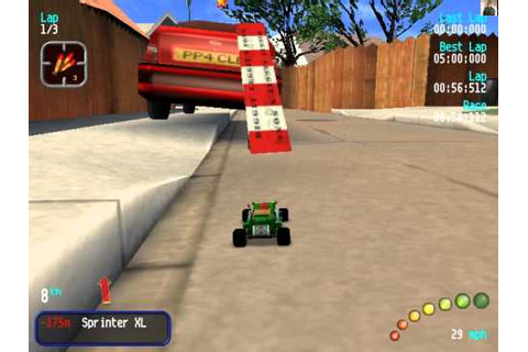 Re-Volt - Old car Racing game (Worst driving ever) - YouTube
