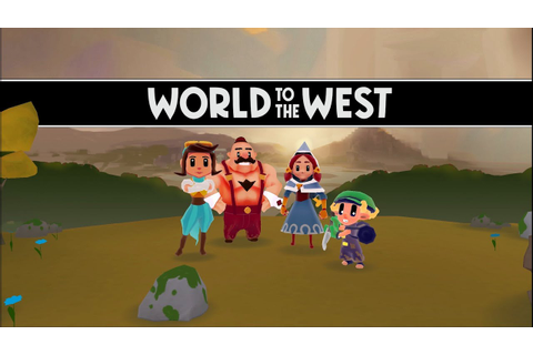 World to the West Teaser Trailer - YouTube