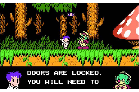 Little Nemo: The Dream Master - NES trucchi e codici