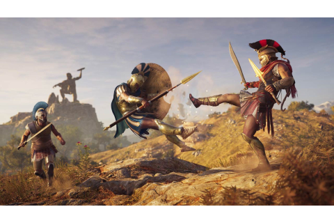 Assassin's Creed Odyssey Update 1.06 Out Now on PC ...