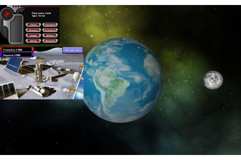 New Space Colony Game » Forum Post by ercolesptr