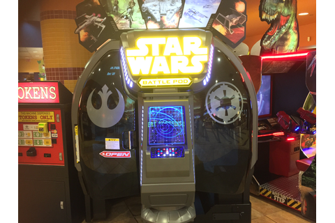 The New Star Wars Arcade Game Is Worth Tracking Down ...