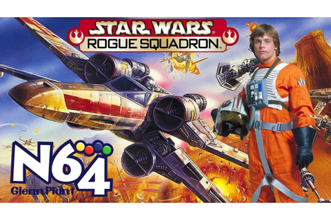 Star Wars : Rogue Squadron - Nintendo 64 Review - HD - YouTube
