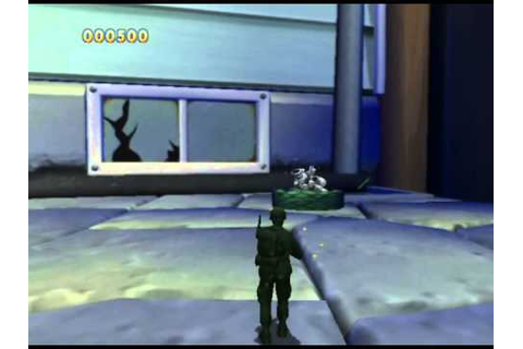 Army Men Major Malfunction - Xbox Gameplay - YouTube