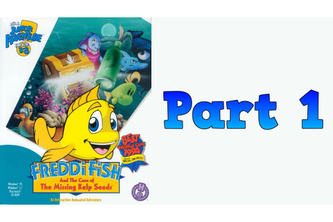 Whoa, I Remember: Freddi Fish and The Case of the Missing ...