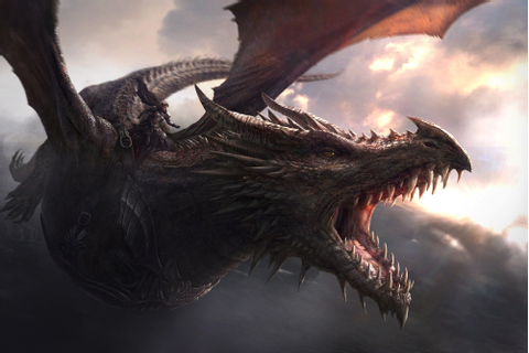 dragon, Game Of Thrones, Balerion Wallpapers HD / Desktop ...