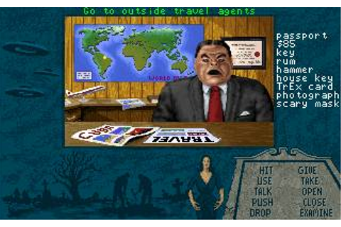 Plan 9 from Outer Space Download (1992 Adventure Game)