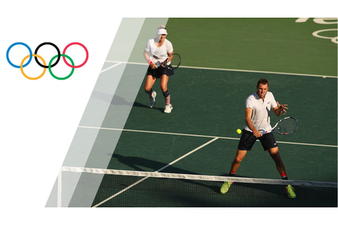 Rio Replay: Tennis Mixed Doubles Final Match - YouTube