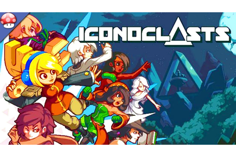Iconoclasts Gameplay (PC Game) - YouTube