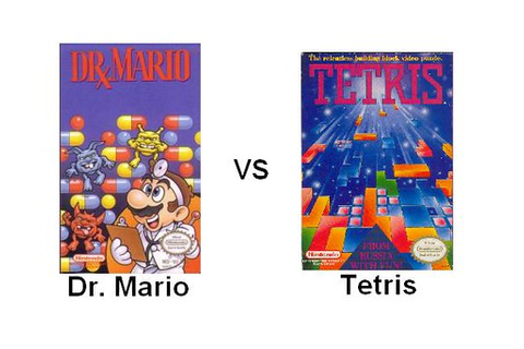 Dr. Mario VS Tetris | Which is the better puzzle game ...