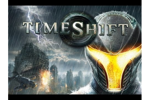 CGRundertow TIMESHIFT for Xbox 360 Video Game Review - YouTube