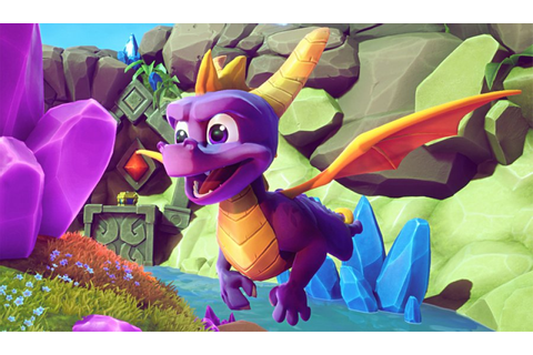 Spyro Reignited Trilogy Only Includes the First Game on ...