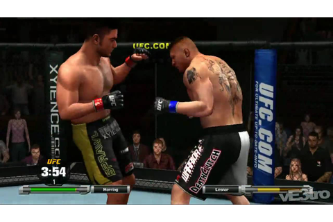 UFC Undisputed 2009 version for PC - GamesKnit