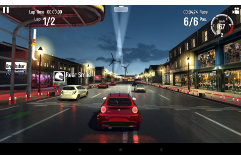 GT Racing 2: The Real Car Exp – Games for Android – Free ...