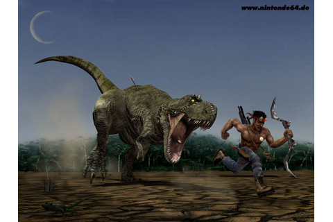 A Modern Review for Turok: Dinosaur Hunter | fatman01923's