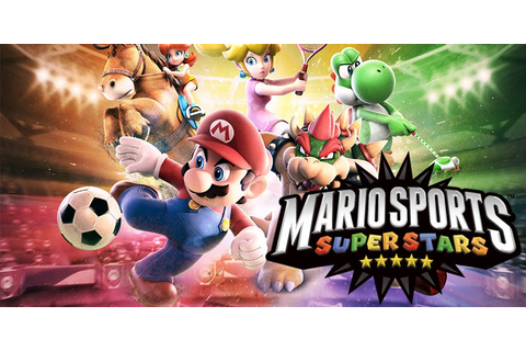 Mario Sports Superstars Has Arrived On Nintendo 3DS ...