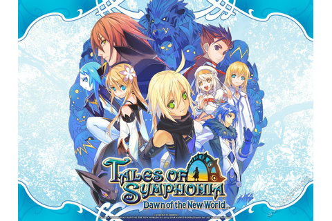 Tales of Symphonia: Dawn of the New World (Bình minh tân ...