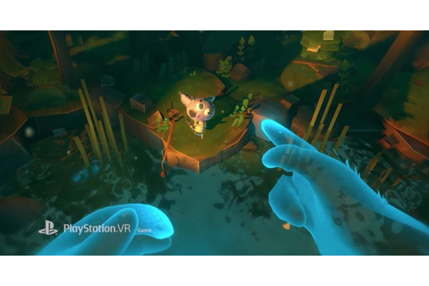 We Played Ghost Giant on PlayStation VR at E3 2018