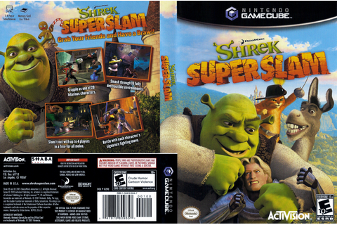 Image Gallery shrek games